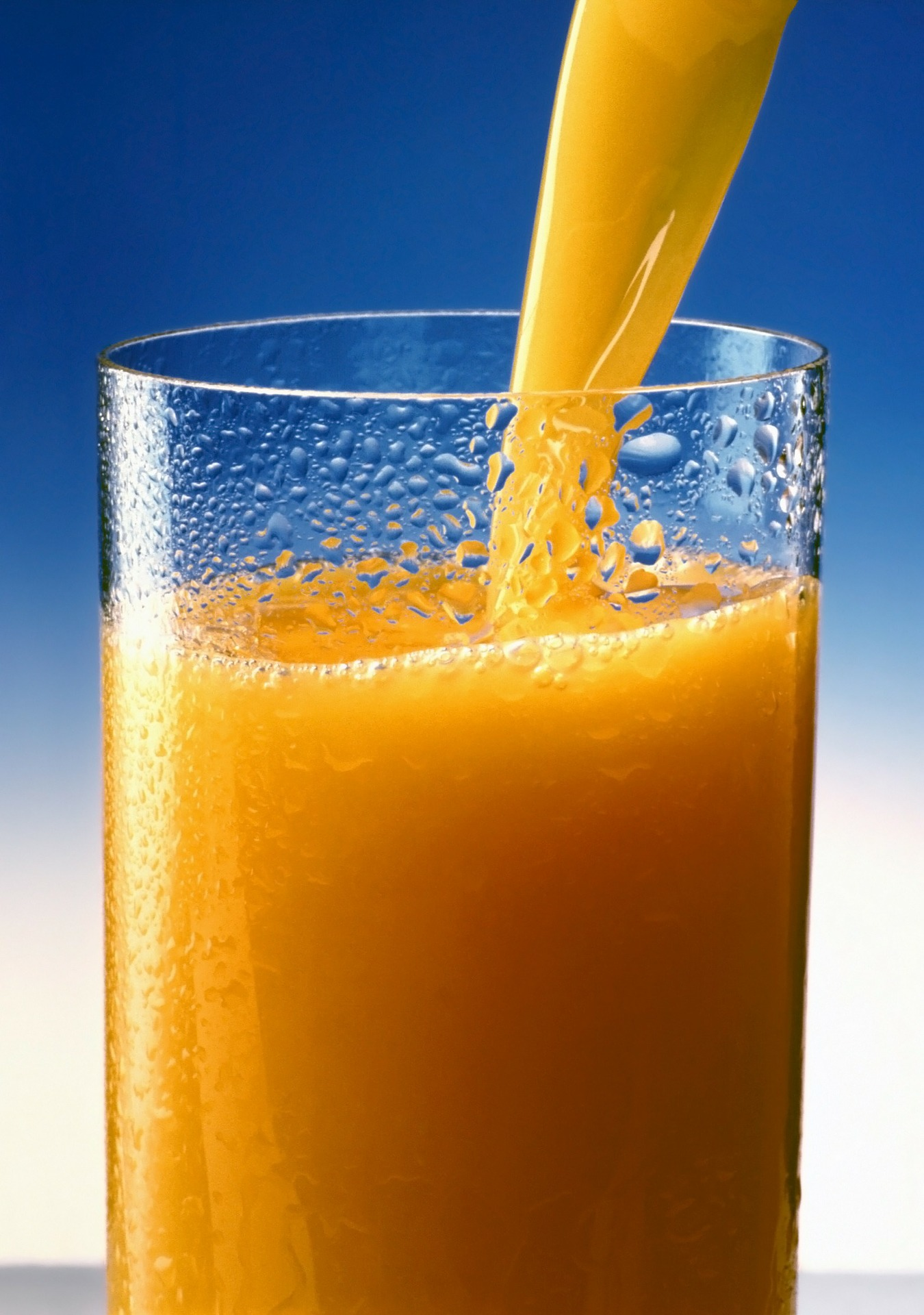 5 a day orange juice 10 a day fruits vegetables