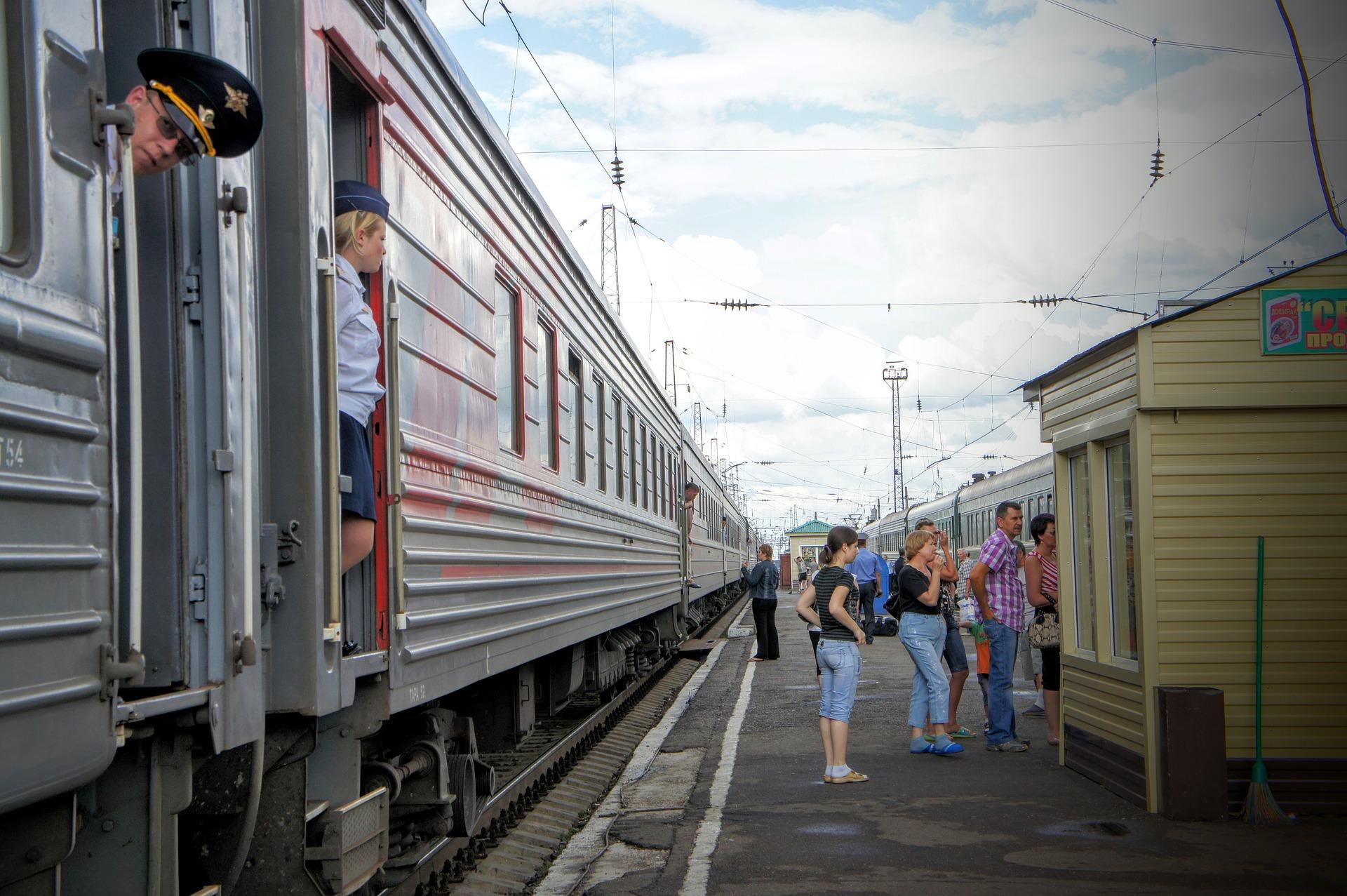 transsiberian railroad russia
