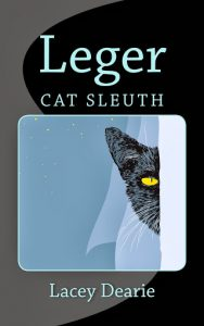 leger cat sleuth lacey dearie make money online self-publishing write a book