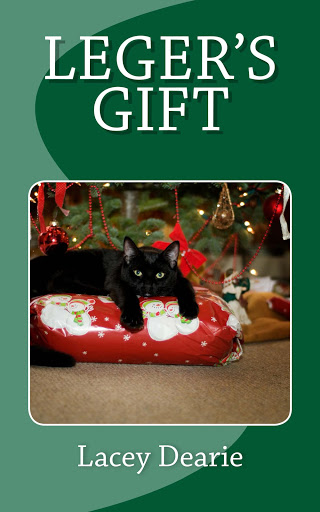 lacey dearie leger's gift free amazon hogmanay scottish black cat