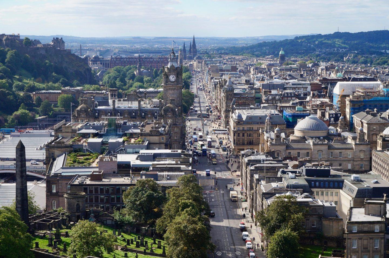 The Pubic Triangle – A Blog About Our Edinburgh Trip