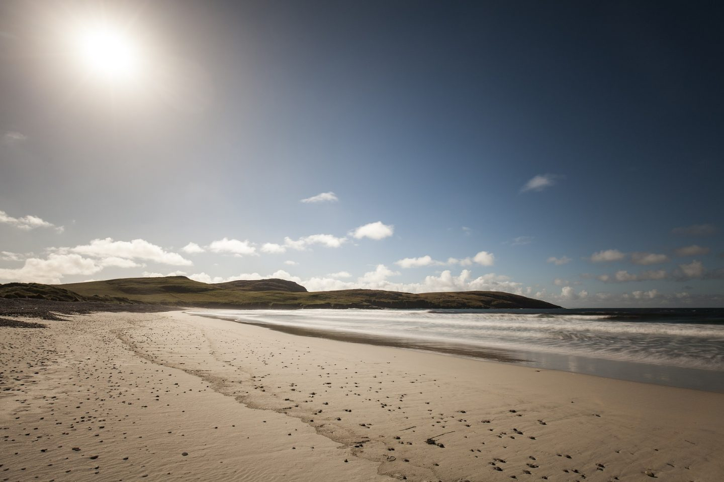vatersay world's 50 best beaches palm trees fantasy beach summer travel