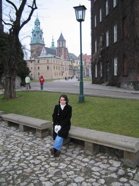 postcards from krakow 2005 december christmas