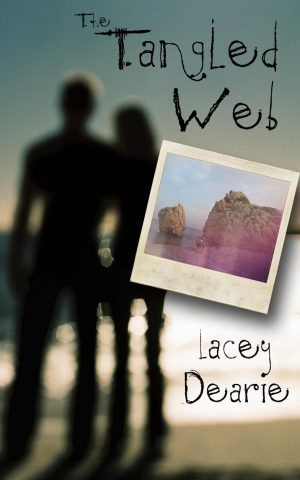 the tangled web lacey dearie chick-lit mystery satire amazon