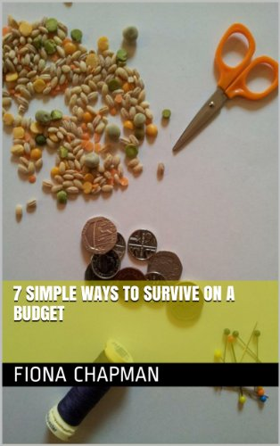 Guest Post: Fiona Chapman – Author of 7 Simple Ways To Survive On A Budget