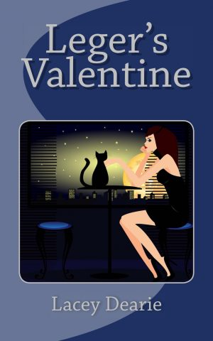 lacey dearie books seasonal cat sleuth story leger's valentine february