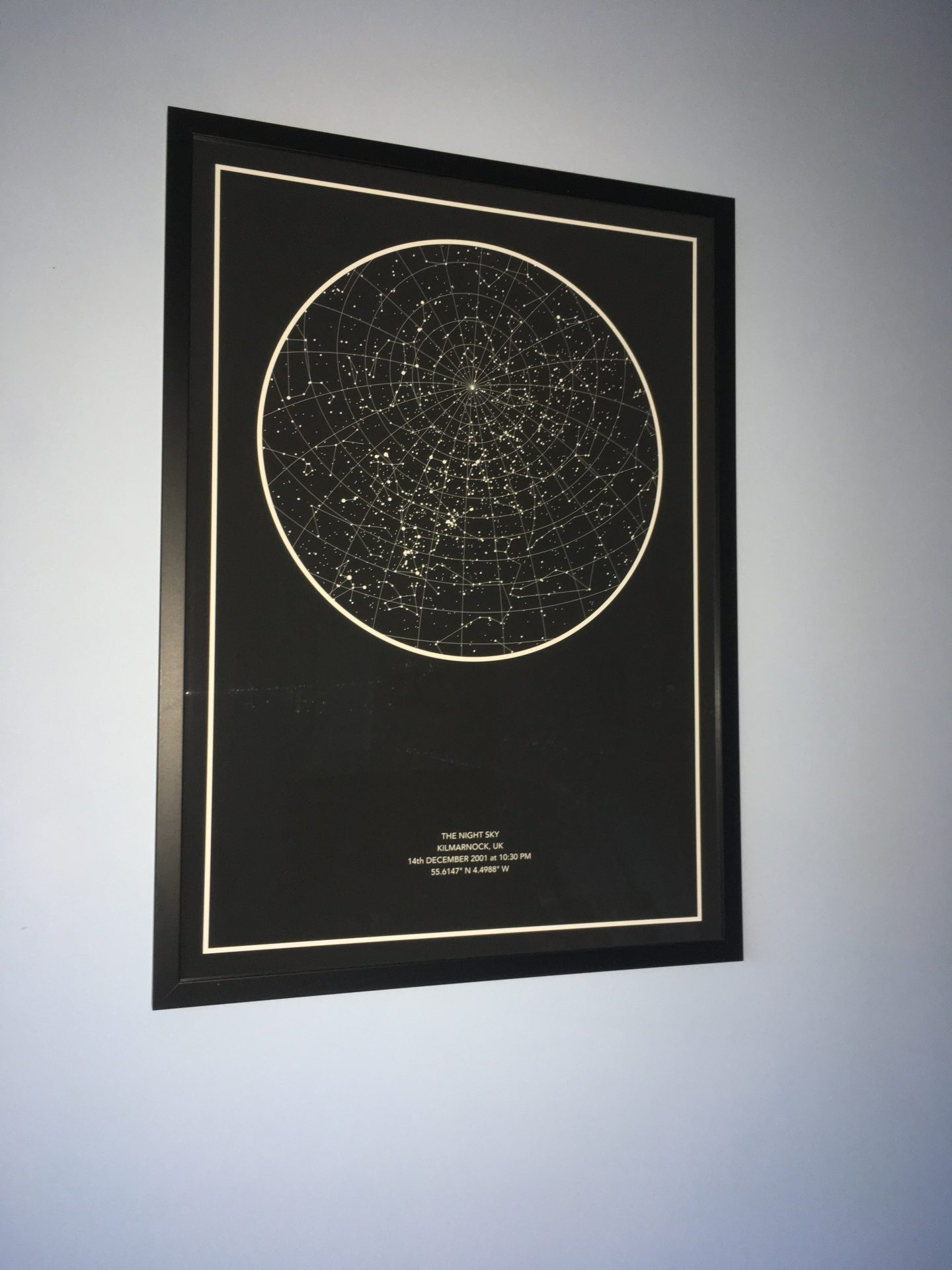 Review: The Night Sky Star Charts – A Unique Gift