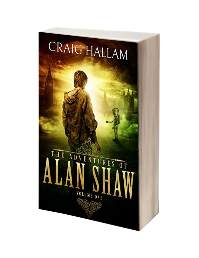 craig hallam interview steampunk victorian london