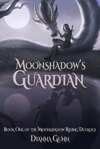 dianna gunn author moonshadows guardian fantasy author interview