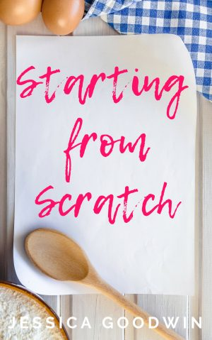 jessica goodwin author interview starting from scratch