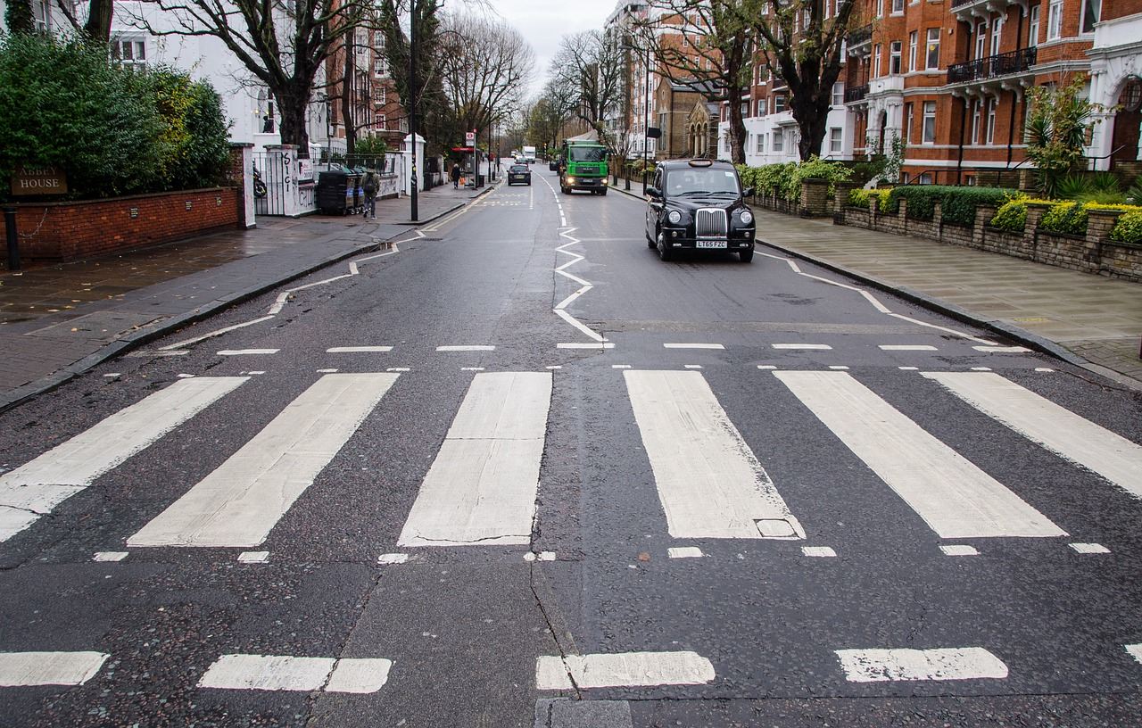 abbey road a to z blogging challenge 2019