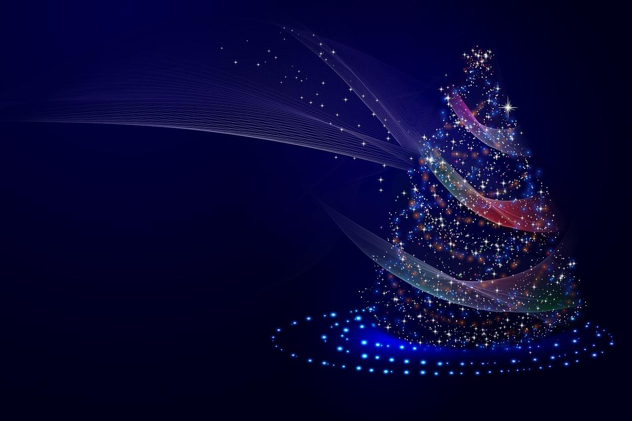 christmas blog fairy lights