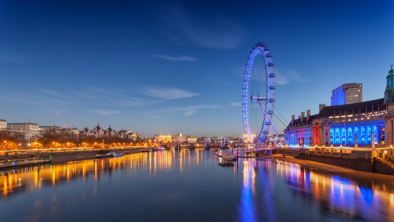 london a to z blogging challenge