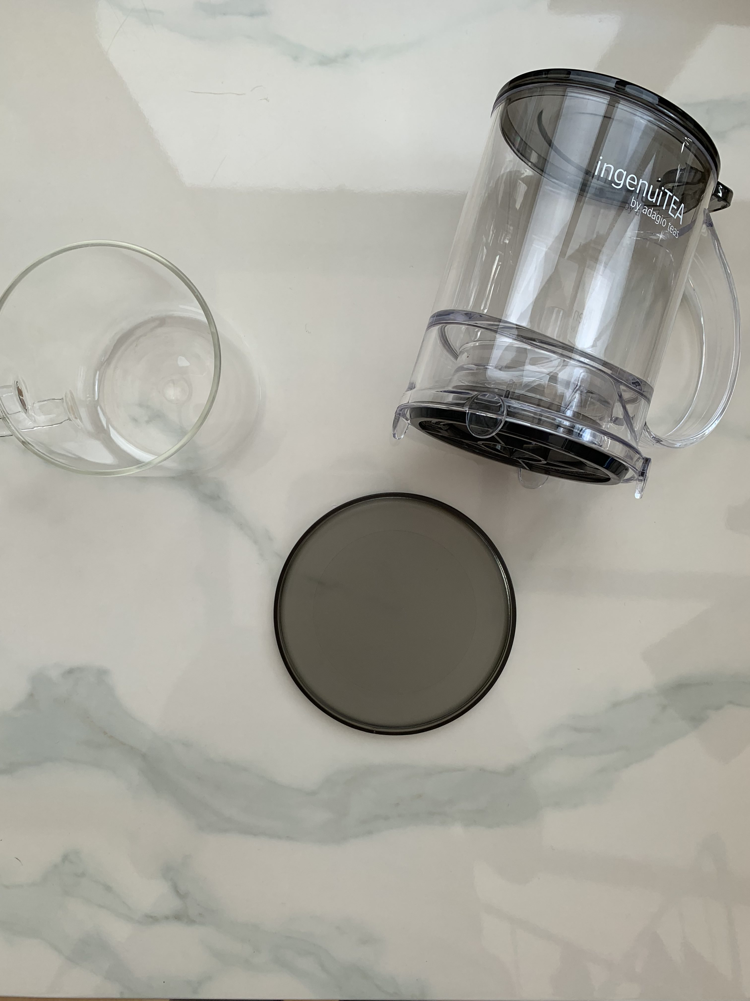 adagio tea pot ingenuitea brewing accessories