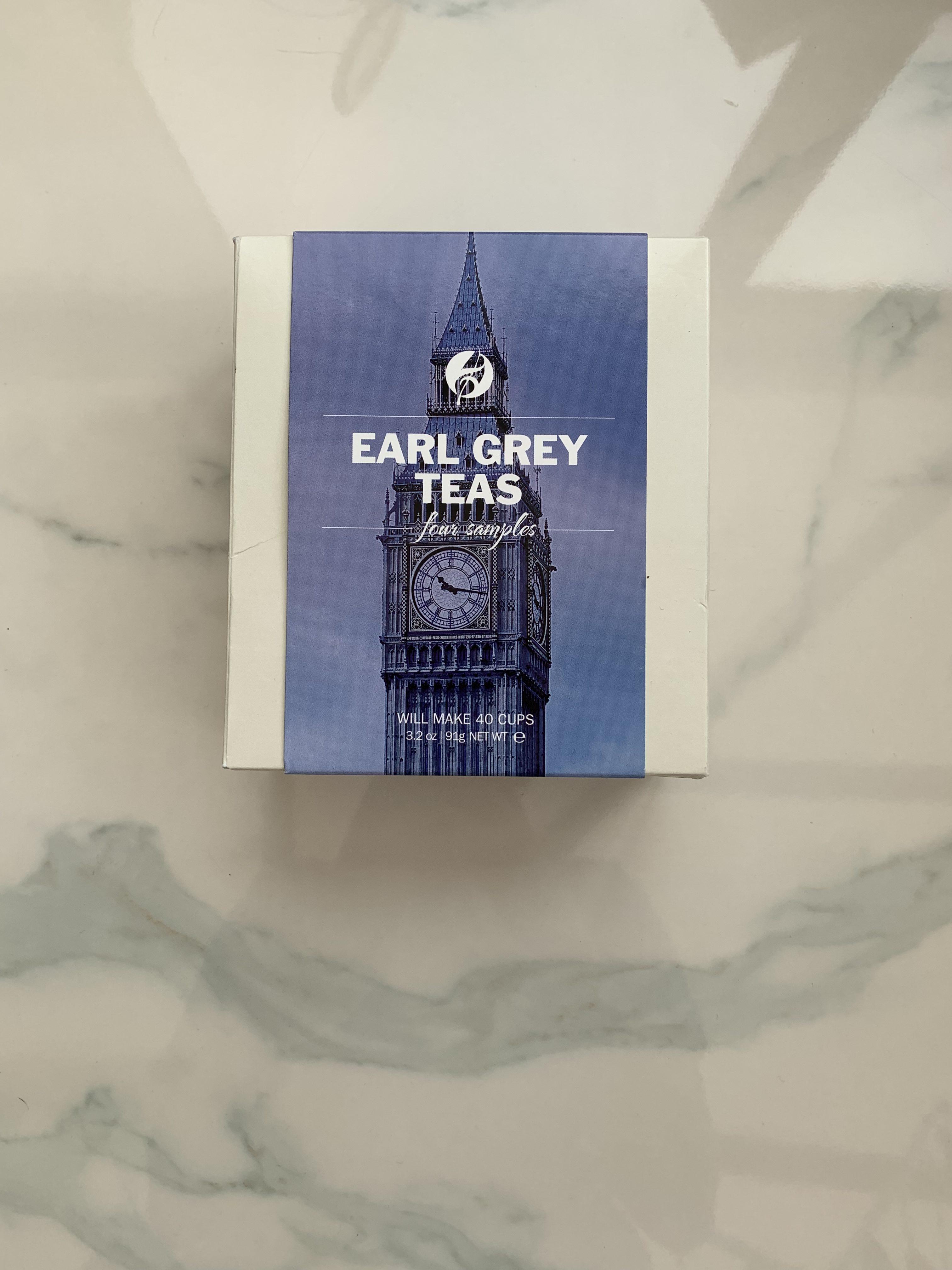 earl grey tea boutique