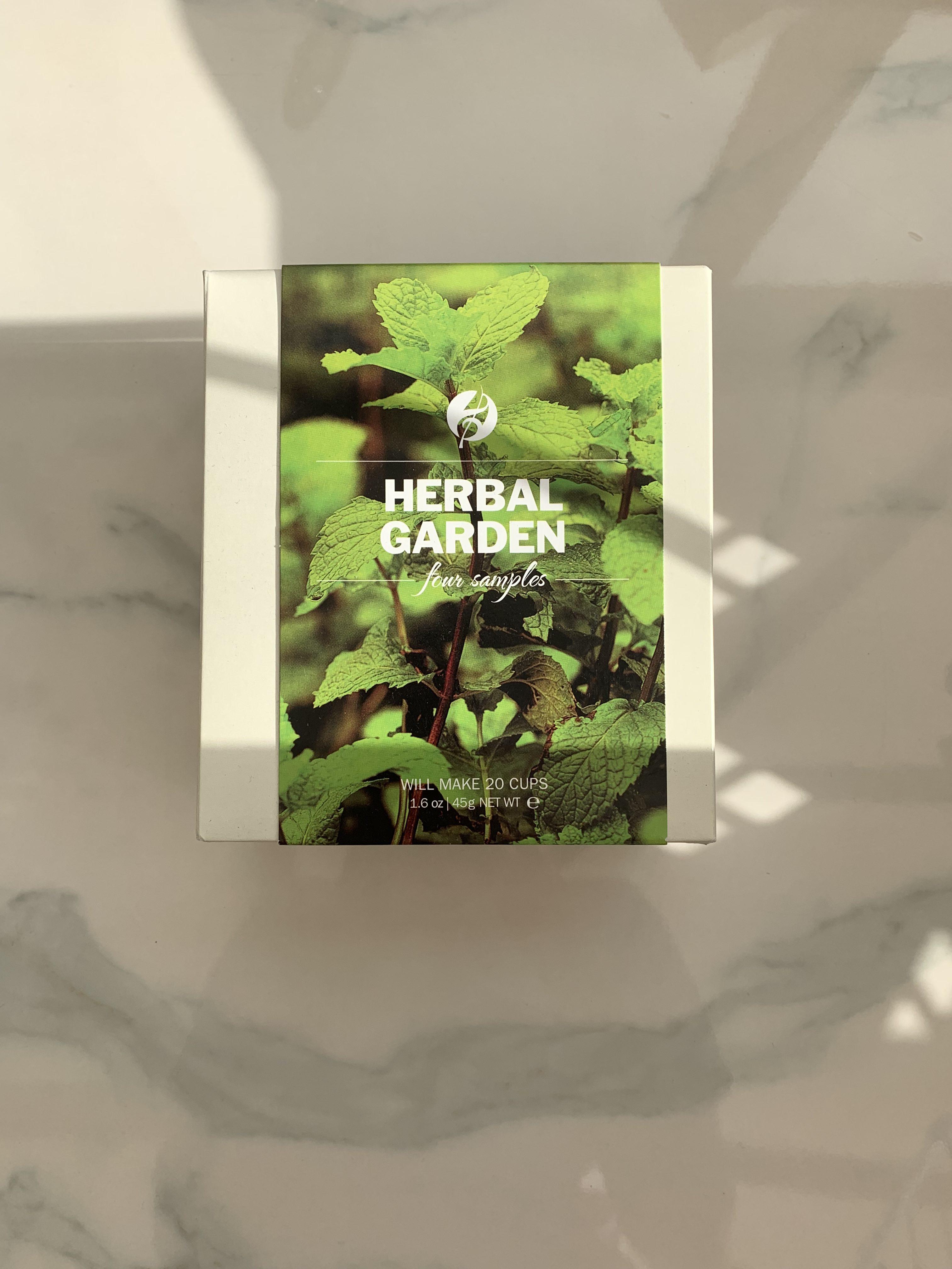 herbal teas adagio
