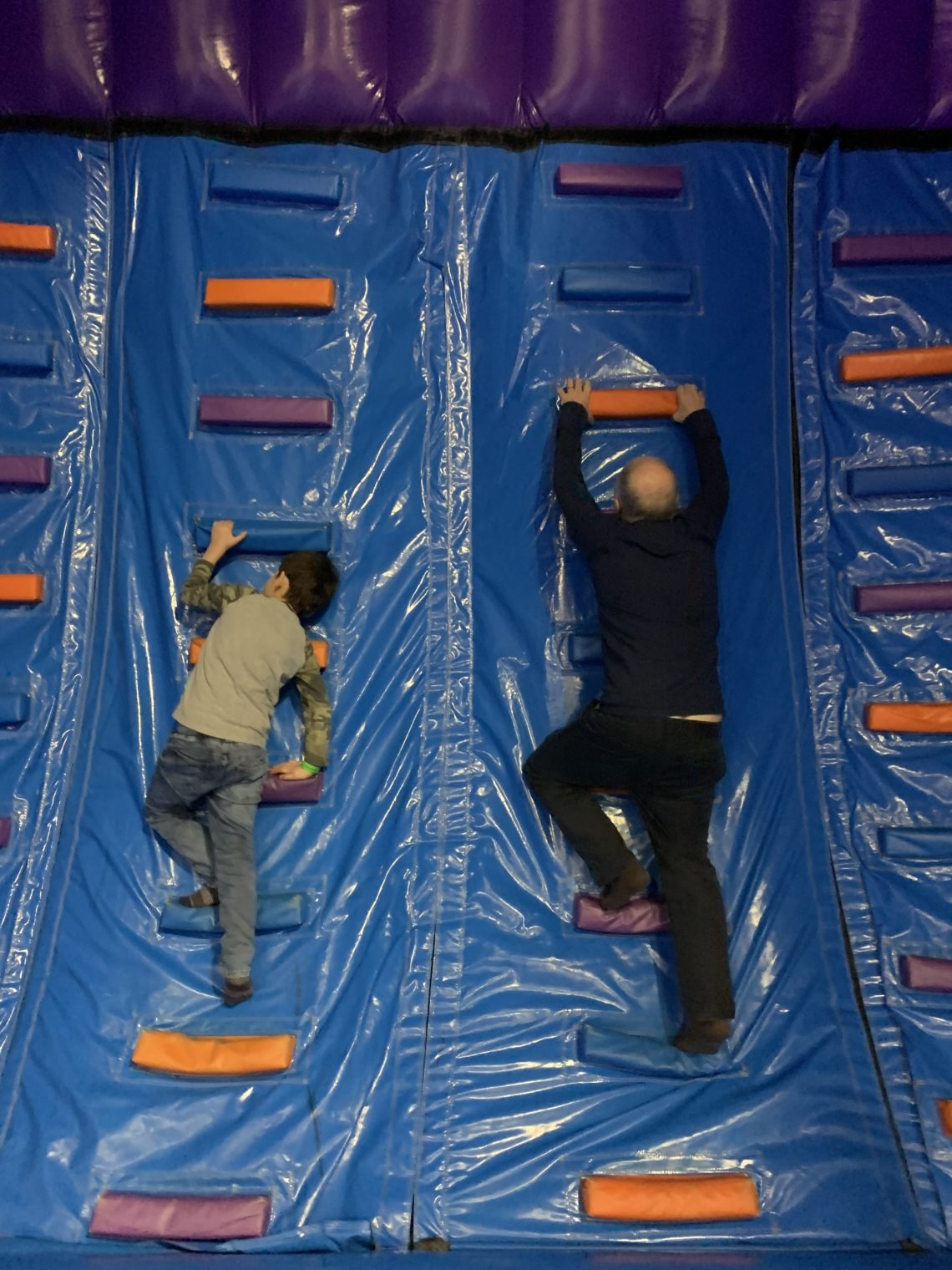 inflata nation glasgow