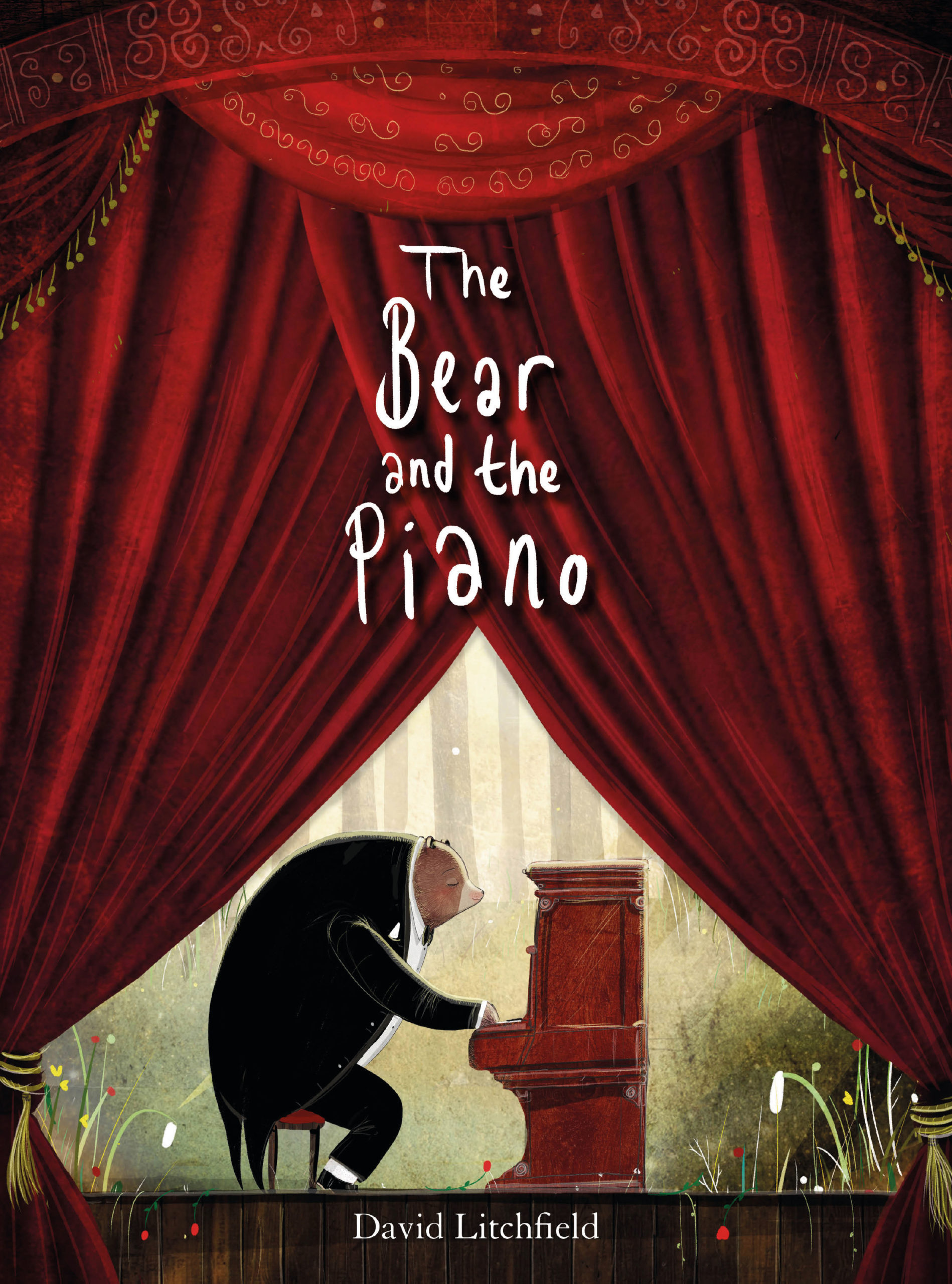 the bear and the piano cover